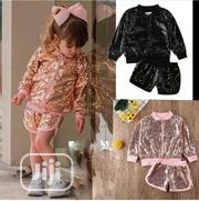 2pcs Baby Girl Top N Short | Children's Clothing for sale in Lagos State, Amuwo-Odofin