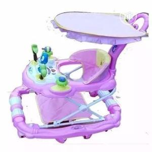 Multifunctional Music Baby Walker With Umbrella
