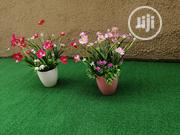 Synthetic Mini Cup Flowers For Garden Decor | Garden for sale in Lagos State, Ikeja