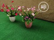Attractive Artificial Mini Cup Flowers For Sale In Lagos | Garden for sale in Lagos State, Ikeja