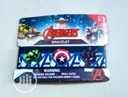 Avengers Silicone Bracelet | Babies & Kids Accessories for sale in Lagos State, Surulere