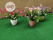 Artificial Mini Cup Flower For Store And Boutique Decor | Landscaping & Gardening Services for sale in Lagos State, Ikeja