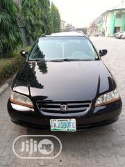 Honda Accord 2002 EX Automatic Black | Cars for sale in Lagos State, Lekki Phase 2