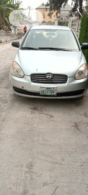 Hyundai Accent 2006 1.6 GLS Silver | Cars for sale in Rivers State, Obio-Akpor