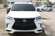 Lexus LX 570 2016 Base White | Cars for sale in Abuja (FCT) State, Wuse 2