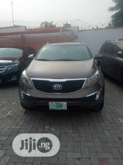 Kia Sportage 2012 Brown | Cars for sale in Lagos State