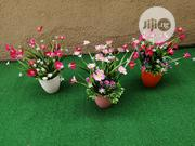 Artificial Mini Potted Flowers For Event Decorations | Landscaping & Gardening Services for sale in Lagos State, Ikeja