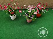 Fake Mini Cup Flower For Hospital Decorations | Landscaping & Gardening Services for sale in Lagos State, Ikeja