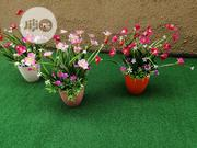Synthetic Mini Cup Flower For Clinics And Hotels Decor | Landscaping & Gardening Services for sale in Lagos State, Ikeja