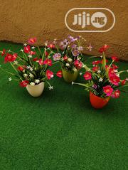Synthetic Mini Cup Flowers For Art Studio Designs | Landscaping & Gardening Services for sale in Lagos State, Ikeja