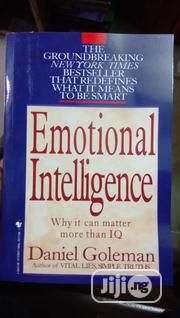 Emotional Intelligence: Why It Can Matter More By Daniel Goleman | Books & Games for sale in Lagos State, Ikeja