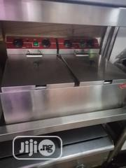 18 Litters Double Electric Fryer | Kitchen Appliances for sale in Lagos State, Ojo