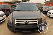Honda Pilot 2007 EX 4x2 (3.5L 6cyl 5A) Blue | Cars for sale in Lagos State, Ikeja