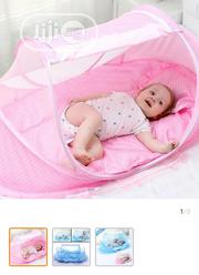 Happy Baby Happy Baby Foldable Baby Crib With Net | Baby & Child Care for sale in Lagos State, Lagos Island