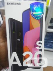 Samsung Galaxy A20s 32 GB Black | Mobile Phones for sale in Lagos State, Ikeja