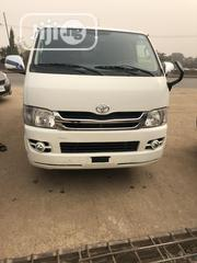 Toyota Hiace 2008 White | Buses & Microbuses for sale in Lagos State, Ifako-Ijaiye