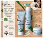 Oriflame Love Nature With Aloe Vera and Coconut Water | Skin Care for sale in Lagos State, Ikoyi