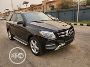 Mercedes-Benz GLE-Class 2017 Black | Cars for sale in Lagos State, Amuwo-Odofin