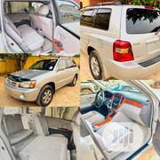 Toyota Highlander 2005 V6 Silver | Cars for sale in Lagos State, Lagos Mainland