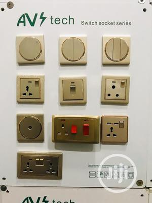 All Sizes Of Switches