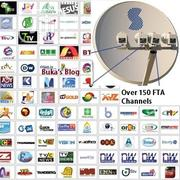 Installation Of Free To Air Channels Mytv, Multitv, Nigcomsat E.T.C | TV & DVD Equipment for sale in Lagos State, Ilupeju