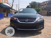 Honda Accord 2014 Black | Cars for sale in Lagos State, Ikeja