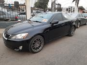 Lexus IS 2007 Black | Cars for sale in Lagos State, Surulere