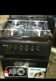 Bruhm Gas Cooker 4 Burner All Gas | Kitchen Appliances for sale in Lagos State, Ojo