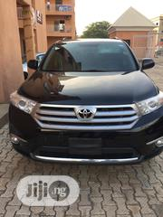 Toyota Highlander 2012 Limited Black | Cars for sale in Abuja (FCT) State, Wuye