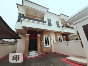 New 4 Bedroom Semi-detached Duplex For Rent At Ikota Villa Estate Lekki Phase 2.