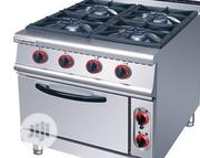 High Grade Four Burner Gas Stove Cooker | Kitchen Appliances for sale in Lagos State, Ojo