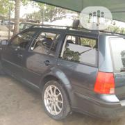 Volkswagen Golf 2001 1.6 Gray | Cars for sale in Lagos State, Amuwo-Odofin