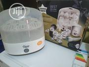 Tommee Tippee Super Steam Electric Steam Steriliser Set | Baby & Child Care for sale in Lagos State, Surulere
