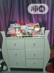 White Baby Wardrobe | Children's Furniture for sale in Lagos State, Surulere
