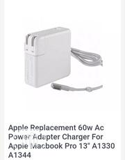 60w Ac Power Adapter Charger for Apple Macbook Pro 13'' A1330 A1344   Accessories for Mobile Phones & Tablets for sale in Lagos State, Ikeja