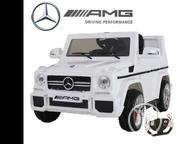 Mercedes Benz G WAGON Ride on for Kids- White | Toys for sale in Lagos State, Lagos Island