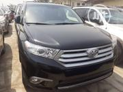 Toyota Highlander 2013 Limited 3.5l 4WD Black | Cars for sale in Oyo State, Ibadan