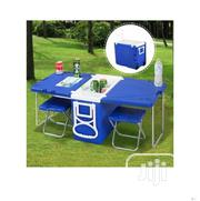 Picnic Table Cooler Chair Set | Garden for sale in Abuja (FCT) State, Asokoro