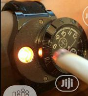 Watch With Fire Flame (Cigarette Anywhere) | Tabacco Accessories for sale in Lagos State, Ikeja
