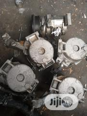 Manual AC Compressor Toyota New Models   Vehicle Parts & Accessories for sale in Lagos State, Mushin