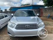Toyota Highlander 2009 V6 Silver | Cars for sale in Oyo State, Oyo