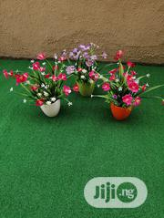 Mini Potted Synthetic Flowers For Kitchen Decorations | Landscaping & Gardening Services for sale in Lagos State, Ikeja
