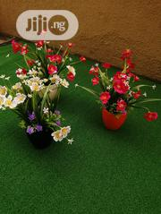 Mini Potted Fake Flower For Diners And Clubs Table Decor | Landscaping & Gardening Services for sale in Lagos State, Ikeja