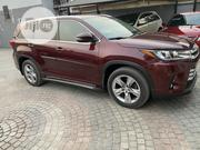 Toyota Highlander 2015 Red | Cars for sale in Lagos State, Lekki Phase 2