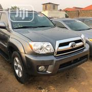 Toyota 4-Runner 2008 Limited Gray | Cars for sale in Lagos State, Surulere