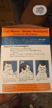 Disposable Dust Mask | Safety Equipment for sale in Lagos State, Lagos Island