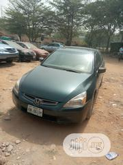 Honda Accord 2004 Automatic Green | Cars for sale in Abuja (FCT) State, Jabi