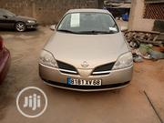Nissan Primera 2008 Gold | Cars for sale in Lagos State, Isolo