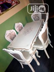 Quality Royal Dining Table With Chair | Furniture for sale in Lagos State, Amuwo-Odofin