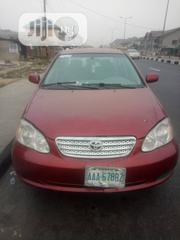 Toyota Corolla 2005 Red | Cars for sale in Rivers State, Port-Harcourt